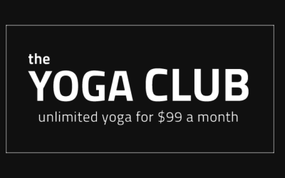Are you ready to join The Yoga Club?