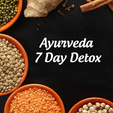 ayurveda 7 day detox
