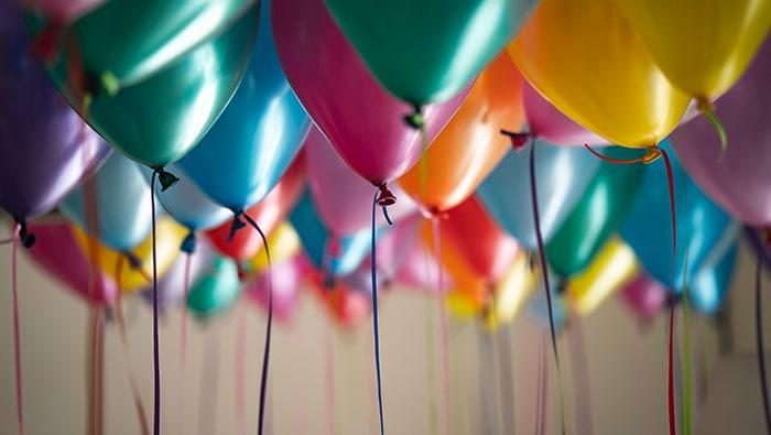 Birthday blog…bring on 55!